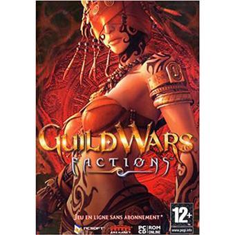 Guild Wars Faction - Jeux vidéo - Achat & prix | fnac