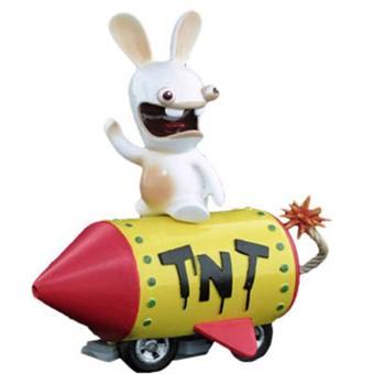 Lapins cr tins figurine lapin tnt jeux vid o achat - Lapin cretain gratuit ...