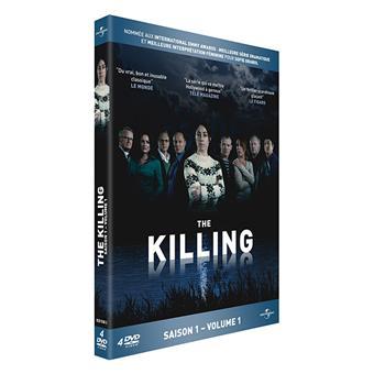 The KillingThe Killing - Coffret de la Saison 1 - Volume 1