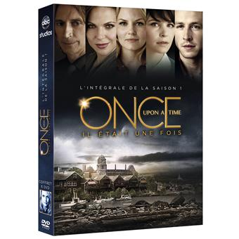 Once Upon a TimeOnce Upon a Time Saison 1 Coffret DVD