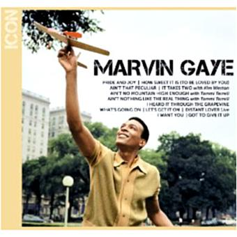 Icon-marvin Gaye