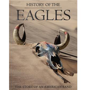 History Of The Eagles 1&2 - Blu-Ray