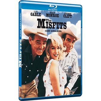 Les désaxés (The misfits) Blu-ray