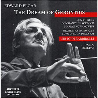 The Dream of Gerontius - Rai Rome 1957