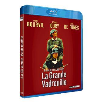 La Grande vadrouille - Blu-Ray