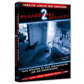 Paranormal activityParanormal Activity 2