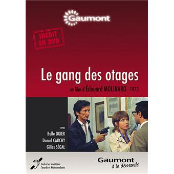 Le gang des otages DVD