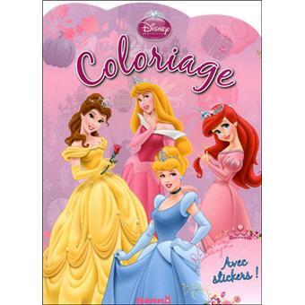 Disney Princesses Toutes Les Princesses Coloriage Disney