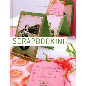 Couverture de Scrapbooking