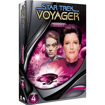 Star Trek VoyagerStar Trek Voyager - Coffret intégral de la Saison 4