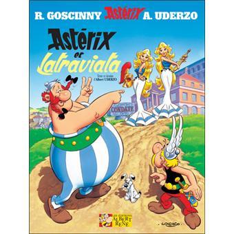 Une Aventure d'Astérix le gaulois (31) : Astérix et Latraviata