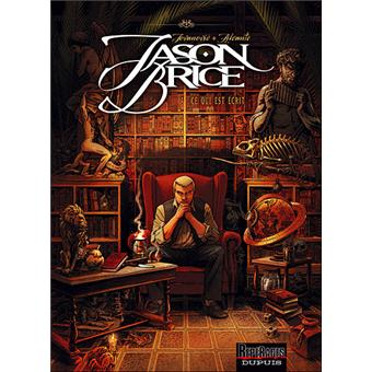 Jason BriceJason Brice - Ce qui est écrit