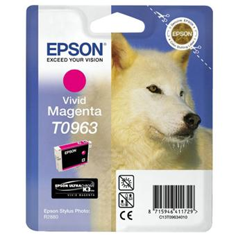 Cartouche Epson T0963 magenta UltraChrome K3