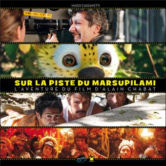 Making of the film : Sur la piste du Marsupilami