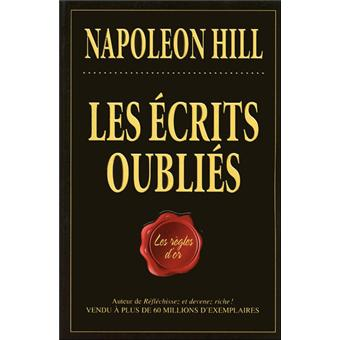 Ecrits oublies