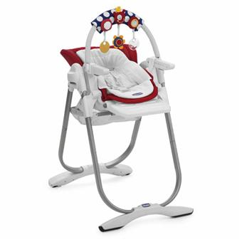Chicco Chaise Haute Polly Magic Scarlet Achat Prix Fnac