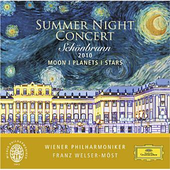 Summer night concert - Schonbrunn 2010