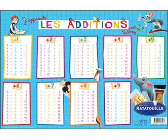 Set tables d 39 additions broch collectif achat livre - Apprendre les tables d addition en s amusant ...