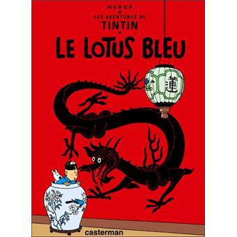 Vos 15 albums indispensables - Page 3 Le-Lotus-bleu