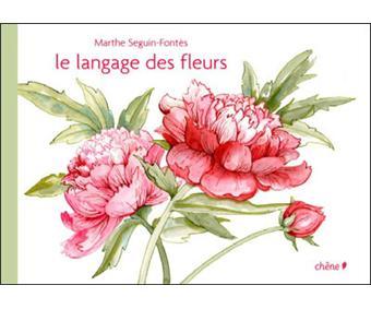 Le langage des fleurs reli marthe seguin font s for Le prix des fleurs
