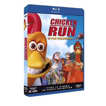 Chicken run Blu-ray