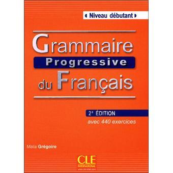 Grammaire Progressive Du Francais Debutant2eme Edition Cd Audio