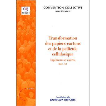 Transformation des papiers-cartons et de la pellicule cellulosique
