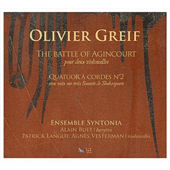 The Battle Of Argincourt