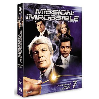 Mission : ImpossibleMission : Impossible - Coffret intégral de la Saison 7