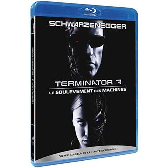 TerminatorTerminator 3 - Le soulèvement des machines - Blu-Ray