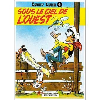Lucky LukeSous le ciel de l'Ouest