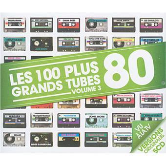 Les 100 plus grands tubes 80's volume 3