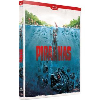 Piranhas - Blu-Ray - Edition Standard