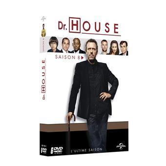 Dr HouseDr House - Coffret intégral de la Saison 8 - L'Ultime Saison