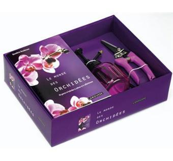 le monde des orchid es coffret avec 1 vaporisateur et 1 s cateur coffret b n dicte boudassou. Black Bedroom Furniture Sets. Home Design Ideas