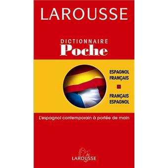 Dictionnaire Francais Espagnol Espanol Frances Poche Collectif Achat Livre Fnac
