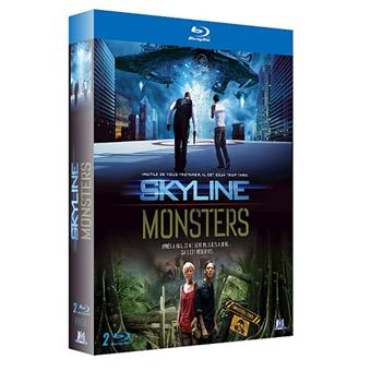 Monsters - Skyline - Coffret Blu-Ray