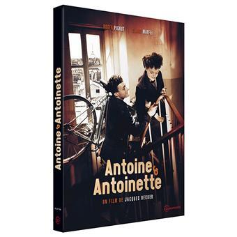 Antoine et Antoinette DVD