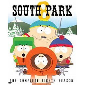 South ParkCoffret intégral de la Saison 8 - DVD Zone 1