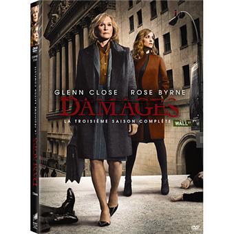 DamagesDamages - Coffret intégral de la Saison 3