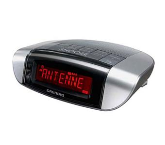 Radio Réveil GRUNDIG SONOCLOCK 660RDS GRIS