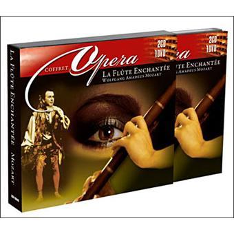 La flûte enchantée - inclus DVD bonus