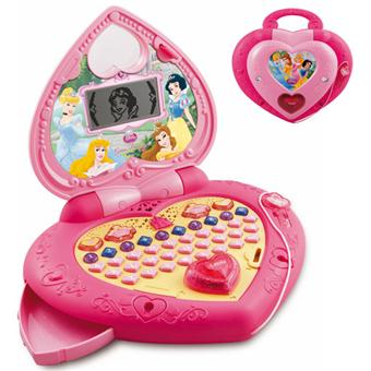 Vtech genius princesses ordinateur ducatif achat - Ordinateur princesse ...