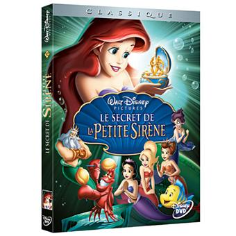 The Little Mermaid: Ariel's Beginning Classic Selection