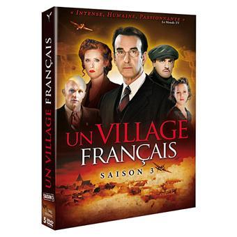 Un village françaisUn village français Saison 3 Coffret DVD