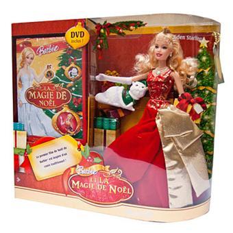 barbie et la magie de no l coffret dvd zone 2 achat prix fnac