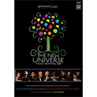 New Universe Music Festival 2010(dv
