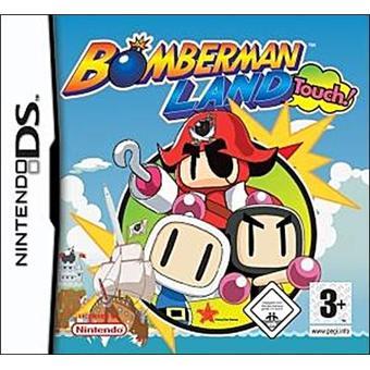 Bomberman Land - Touch !