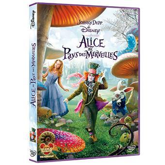 Alice au Pays des MerveillesAlice au Pays des Merveilles DVD
