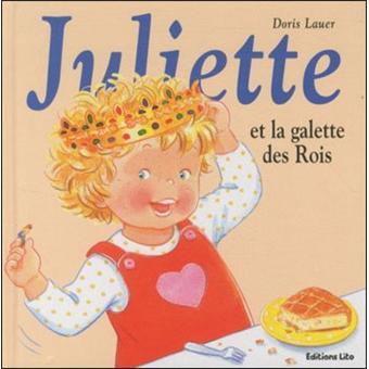 JulietteJuliette et la galette des rois